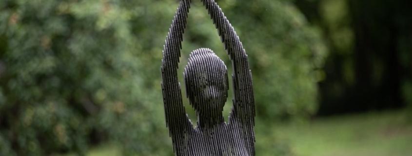 Idén nyáron is szoborpark nyílt Szentendrén