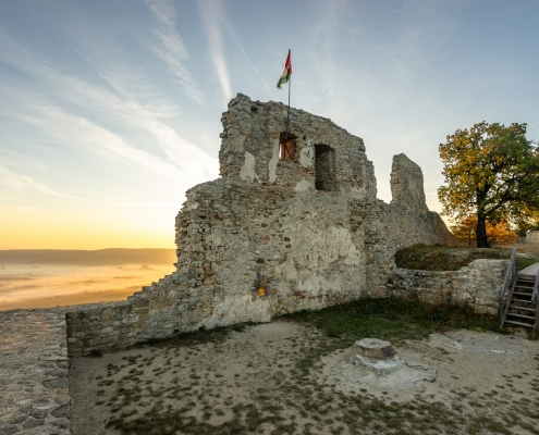 Vártúra a Balatonfelvidéken: kirándulás a történelembe