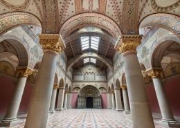 Mától újra látogatható a Szépművészeti Múzeum Román Csarnoka